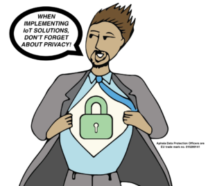 data protection officer IoT privacy