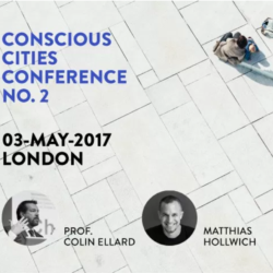 conscious cities conference london