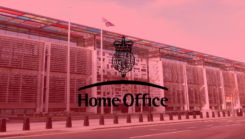 U.K. Home Office is sorry for data breach