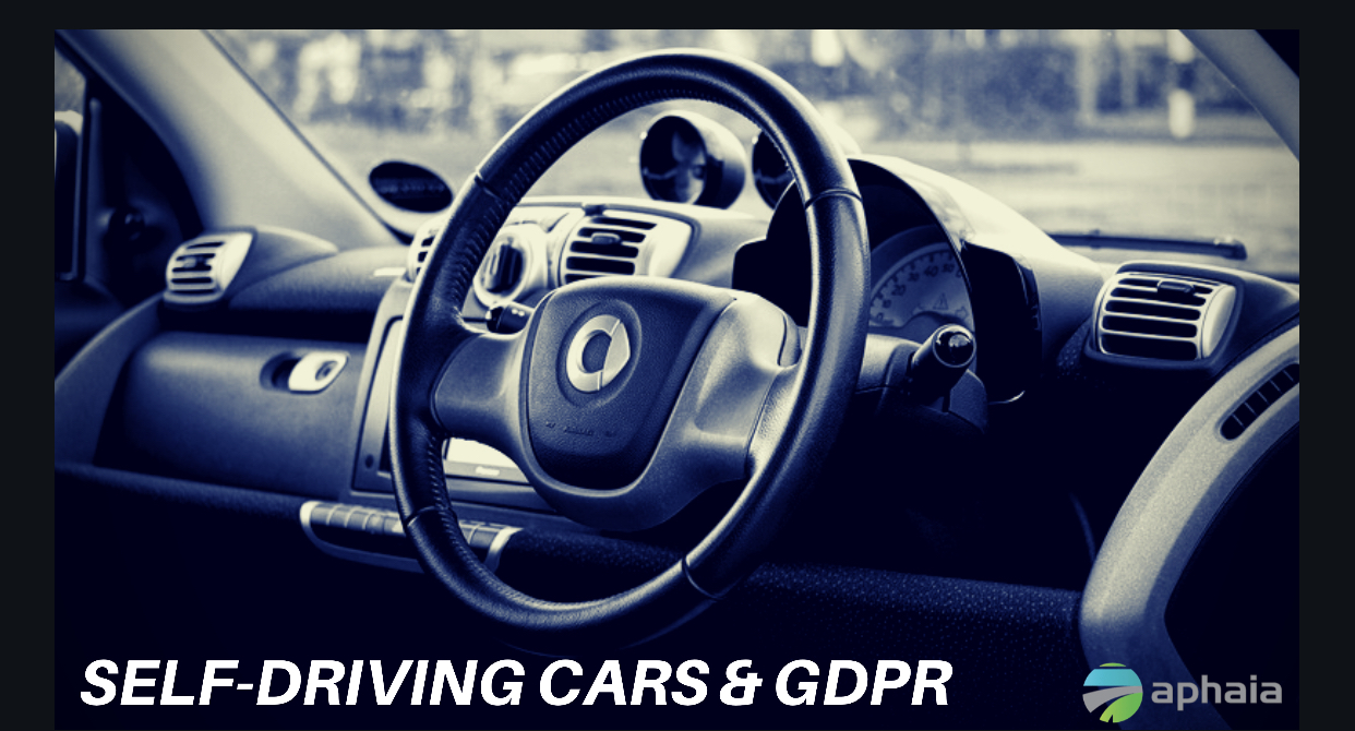 Self-driving cars and GDPR