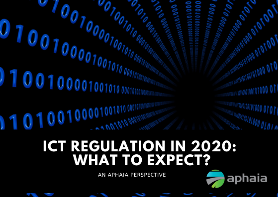 ICT regulation 2020