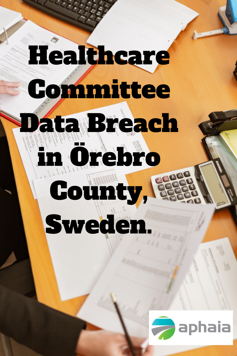 Healthcare Committee Data Breach