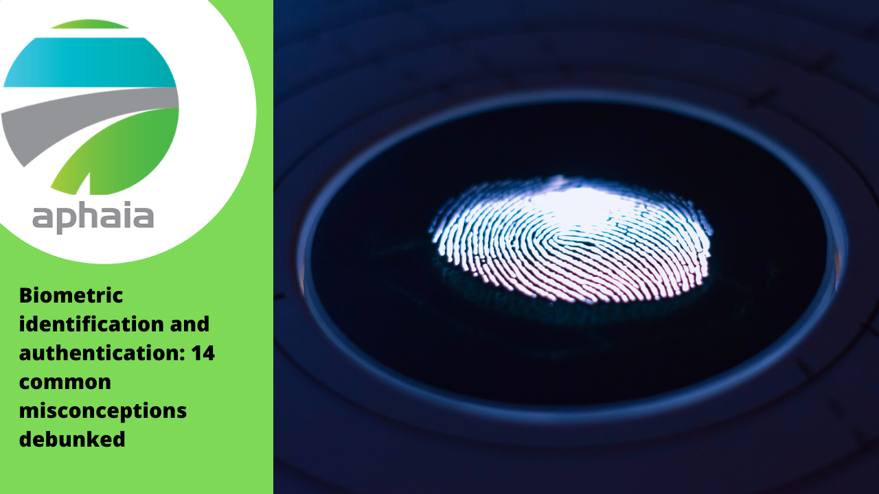 Biometric identification and authentication