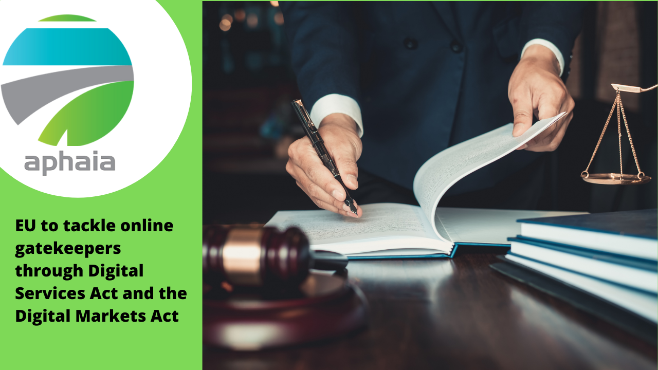 Digital Services Act package