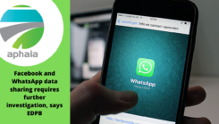 Facebook and WhatsApp data sharing requires further investigation, says EDPB